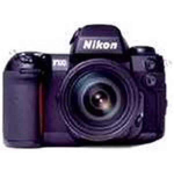 Nikon F100 Professionell Spiegelreflexkameragehäuse + HochformatgriffMB-15-31