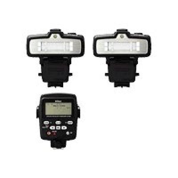 Nikon R1C1 Makro-Blitz-Kit incl. SU-800, 2x SB-R200 und Zub-332