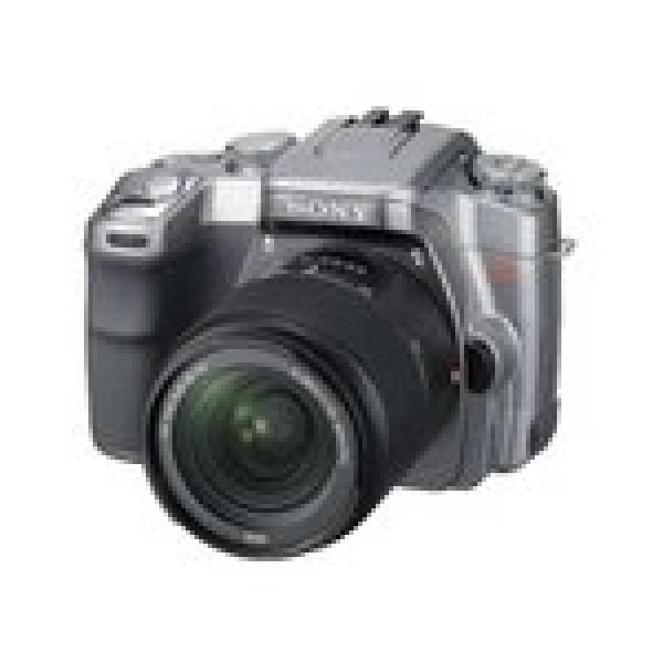 Sony A100KS SLR-Digitalkamera (10 Megapixel, BIONZ Bildprozessor) inkl. DT 18-70 mm F3,5-5,6 Objektiv-31