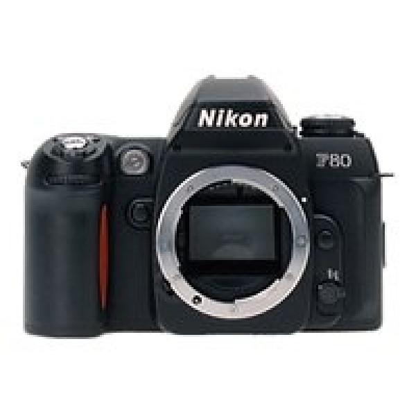 Nikon F80 schwarz-31