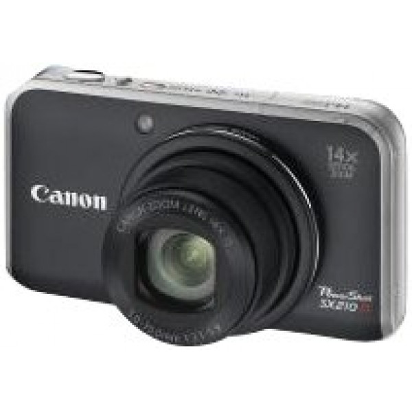Canon PowerShot SX210 IS Digitalkamera (14 Megapixel, 14-fach opt. Zoom, 7.6 cm (3 Zoll) Display) schwarz-35