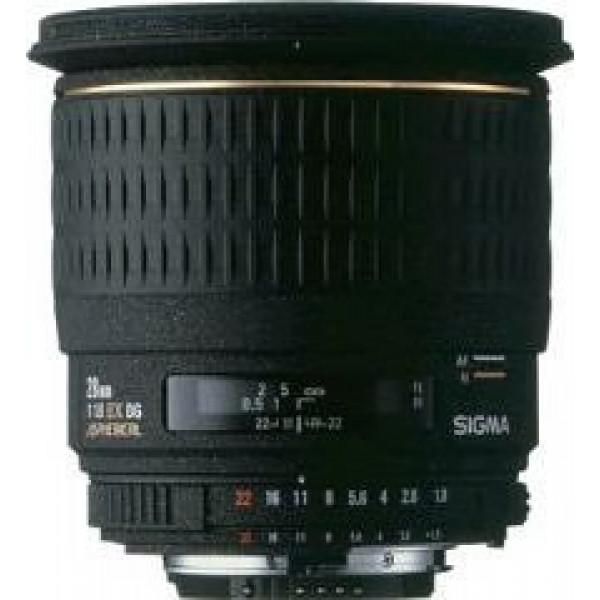 Sigma 28 mm F1,8 EX DG Makro-Objektiv (77 mm Filtergewinde) für Minolta / Sony D Objektivbajonett-31