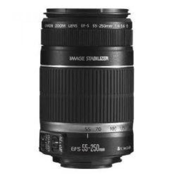 Canon EF-S 55-250 mm 4,0-5,6 IS Objektiv (58 mm Filtergewinde, bildstabilisiert, Original Handelsverpackung)-34