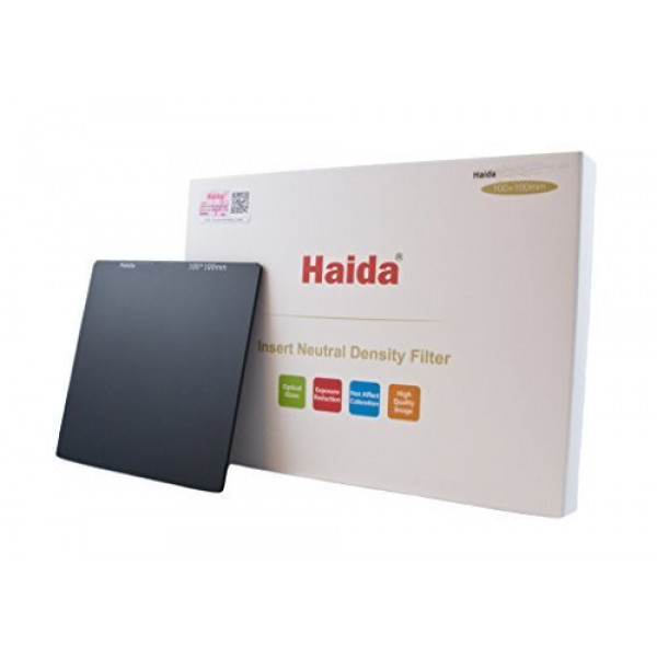 Haida Optical Neutral Graufilter 100 mm x 100 mm (ND 4.5) 32000x-31