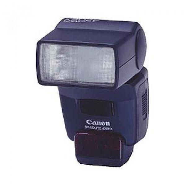 Canon Speedlite 420 EX Blitzgerät-32
