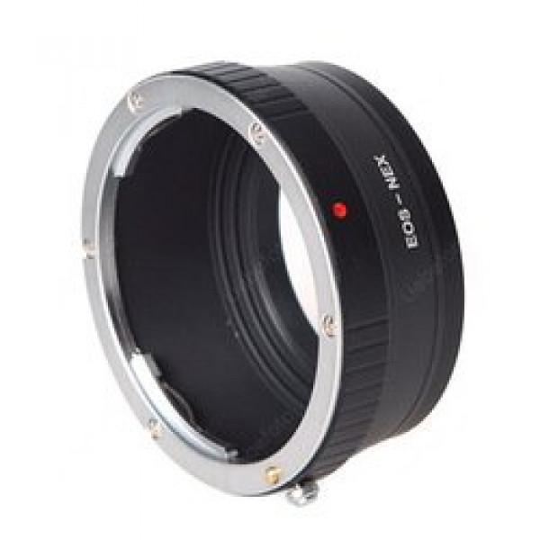 Leinox AD 56-Objektivadapter für Canon FD auf Sony NEX Body, Schwarz-31