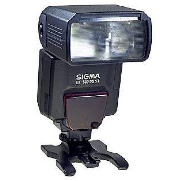 Sigma EF 500 DG Standard Kompakt-Blitz Blitzgerät N-AF-31