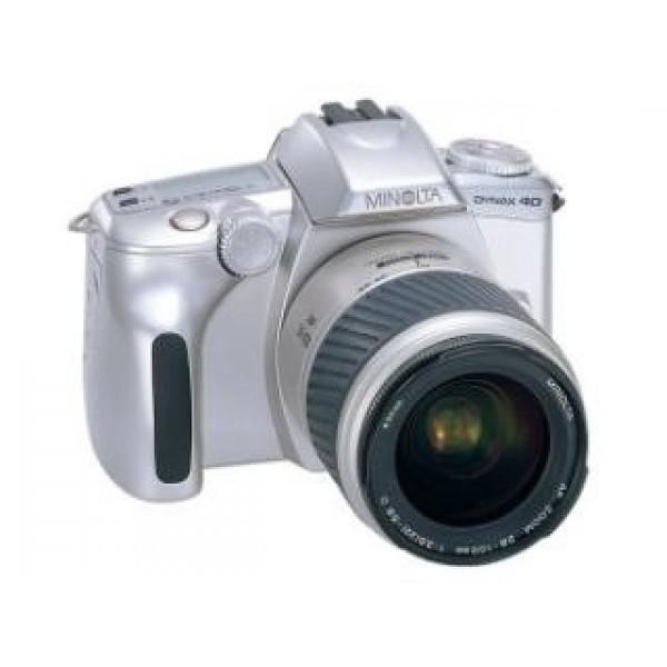 Konica Minolta Dynax 40 SLR-Kamera inkl. AF 28-100-31