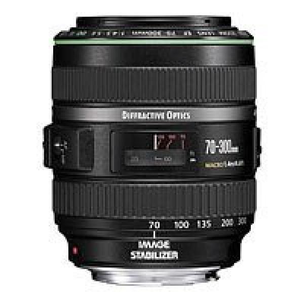 Canon EF 70-300mm/ 4,5-5,6/ DO IS USM Objektiv (58 mm Filtergewinde, bildstabilisiert)-31