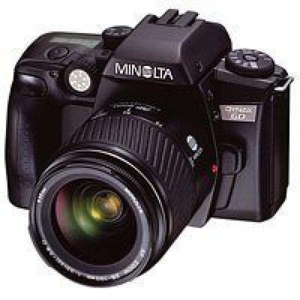 Konica Minolta Dynax 60 / AF 28-100-31