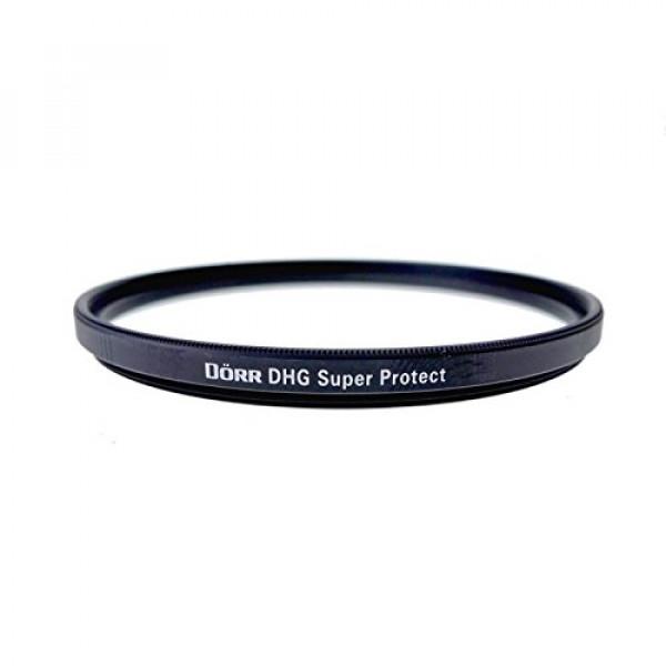 Dörr DHG UV Filter (105mm) mit extrem flacher Filterfassung und Beidseitige 10-fach Mehrschichtvergütung-33