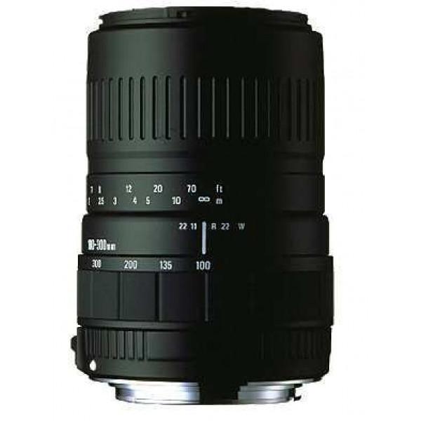 Sigma 100 300 / 4,5 6,7 Brennweite ab 75 mm Vario Objektiv-31