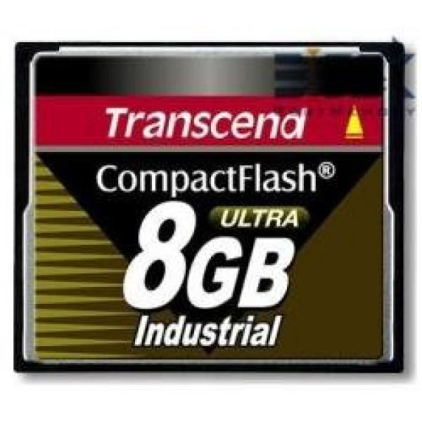 Transcend CFCard 8GB Industrial 100X-31