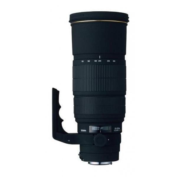 Sigma 120-300mm 2,8 EX APO DG HSM Objektiv für Nikon-31