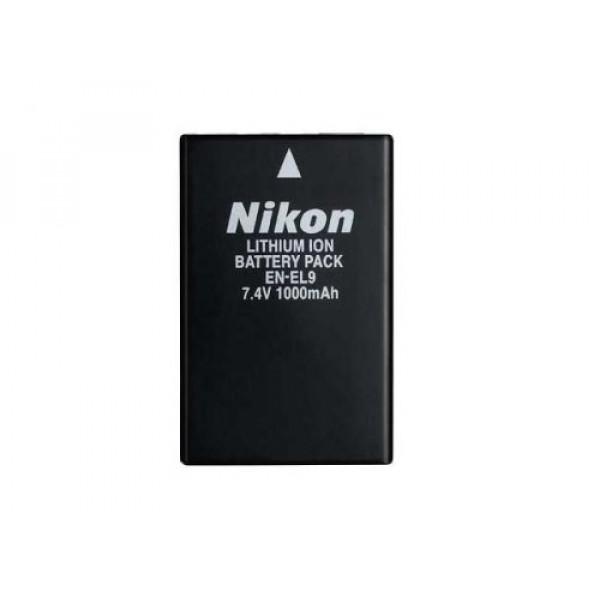 Nikon Lithium-Ionen Akku EN-EL9-31