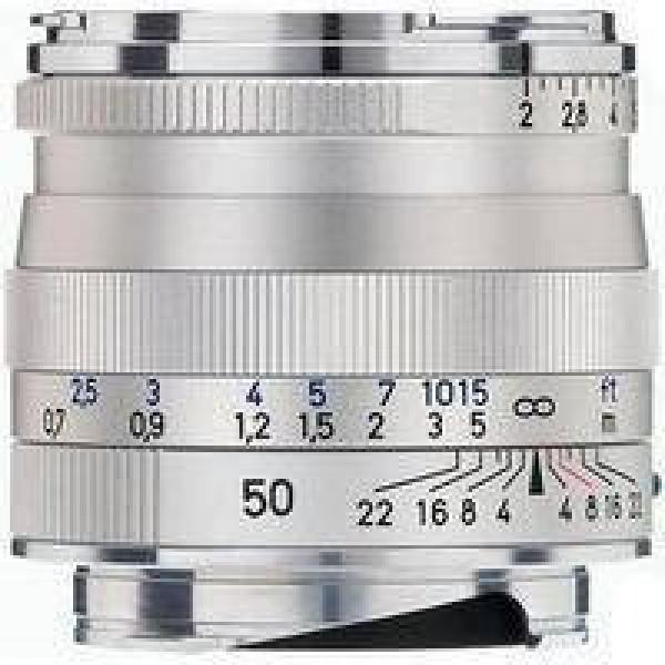 Carl Zeiss 50 mm / F 2,0 PLANAR T ZM Objektiv ( Leica M-Anschluss )-31