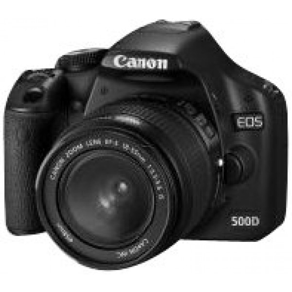 Canon EOS 500D SLR-Digitalkamera (15 Megapixel, LiveView, HD-Video) inkl. 18-55mm IS Kit (bildstabilisiert)-37