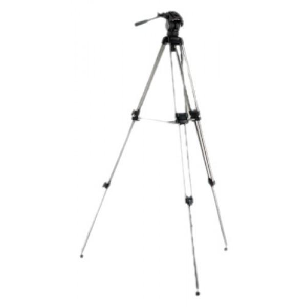 Cullmann ALPHA 9000 Videostativ mit Videokopf (2 Auszüge, Gewicht 3500g, Tragfähigkeit 10 kg, 156cm Höhe, Packmaß 78 cm)-34