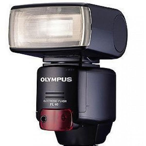 Olympus FL-40 externes Blitzgerät-31