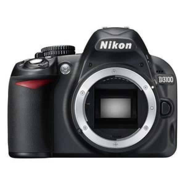 Nikon D3100 SLR-Digitalkamera (14 Megapixel, Live View, Full-HD-Videofunktion) Gehäuse-31