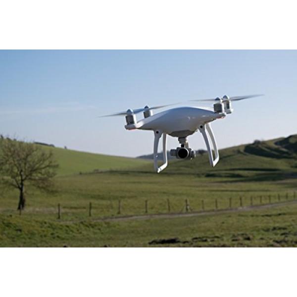 dji phantom 4 drohne quadrocopter mit fernbedienung und. Black Bedroom Furniture Sets. Home Design Ideas