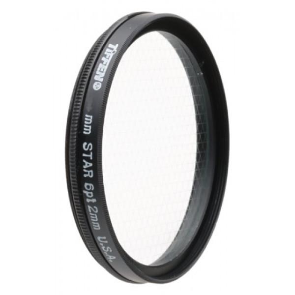 Tiffen Filter 62MM STAR 6PT 2MM FILTER-31