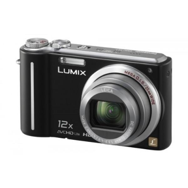 Panasonic DMC-TZ7EG-K Digitalkamera (10 Megapixel, 12-fach opt. Zoom, 7,6 cm Display, Bildstabilisator) tiefschwarz-35
