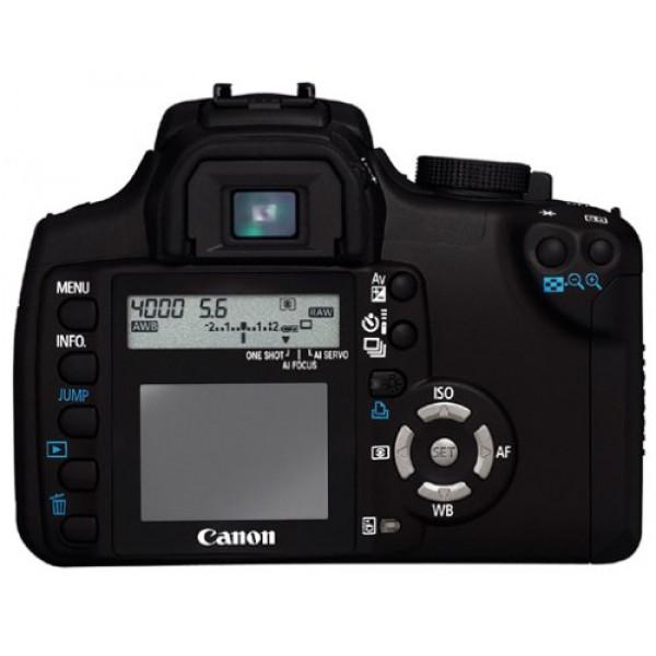 Canon EOS 350D SLR-Digitalkamera (8 Megapixel) inkl. Objektiv EF-S f1:3,5-5,6/18-55 mm-31
