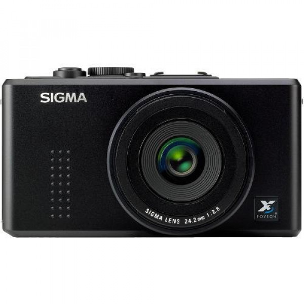 Sigma DP2 Digitalkamera (14 Megapixel, 24.2mm F2,8 Festbrennweise, 6,4 cm (2,5 Zoll) Display) schwarz-34