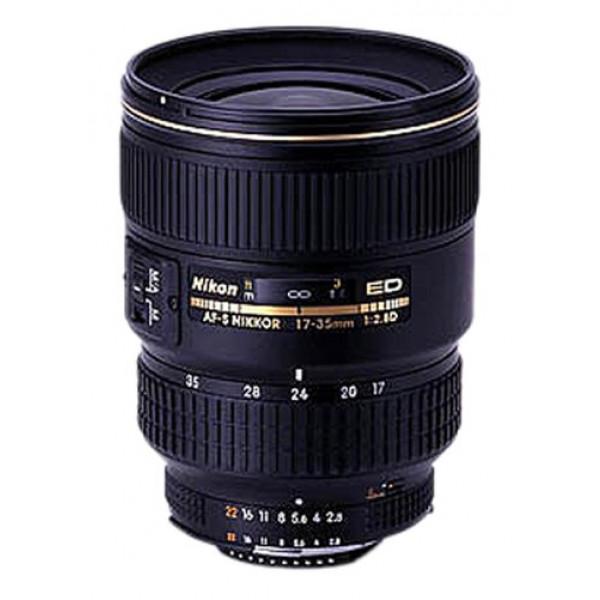 Nikon AF-S Zoom-Nikkor 17-35mm 1,2,8D IF-ED Objektiv inkl. HB-23-31