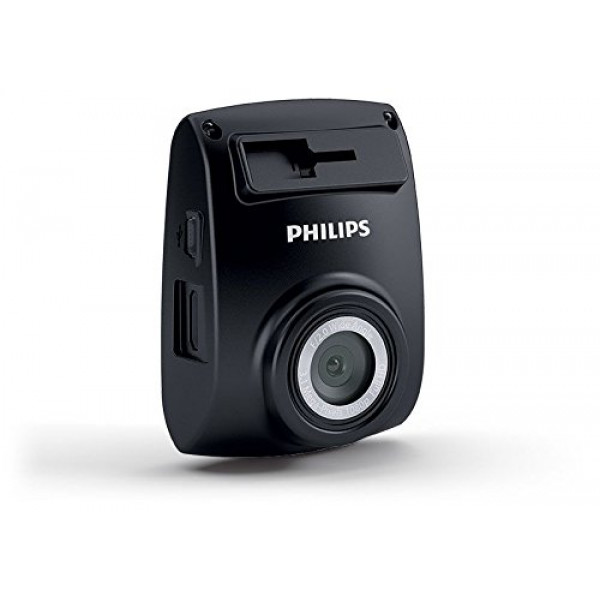 Philips Dashcam Autokamera ADR610 Blickwinkel horizontal=100 ° 12 V, 24 V Auffahrwarner, Display,-31