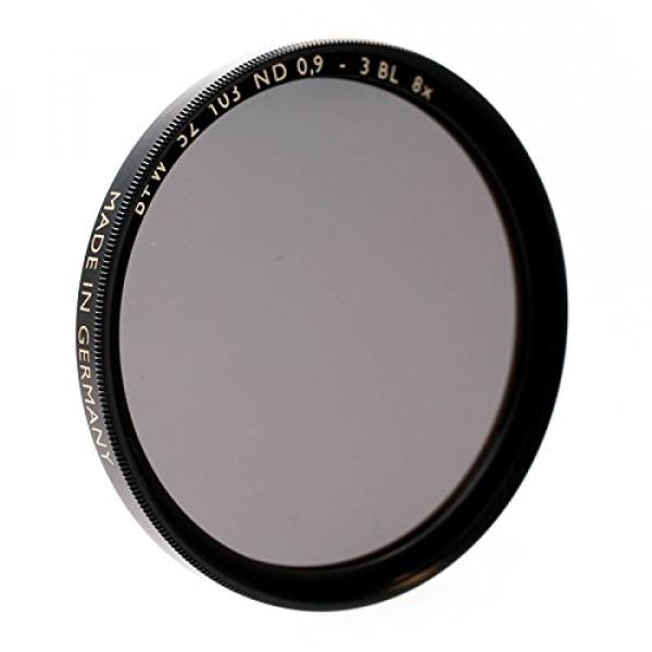 B+W 103 Graufilter (ND-Filter, Neutraldichtefilter) +3 Blenden 46 mm vergütet Made in Germany by Schneider Kreuznach-32