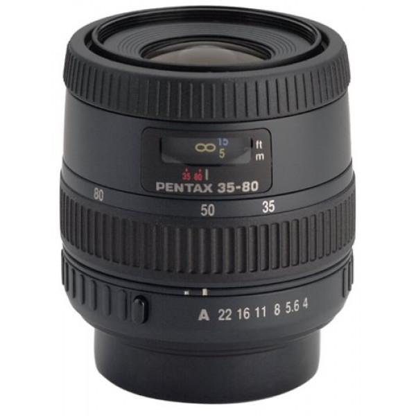 Pentax SMC-A 35-80mm / f4,0-5,6 manuell Objektiv (Vollformat-Standardzoom) für Pentax-31