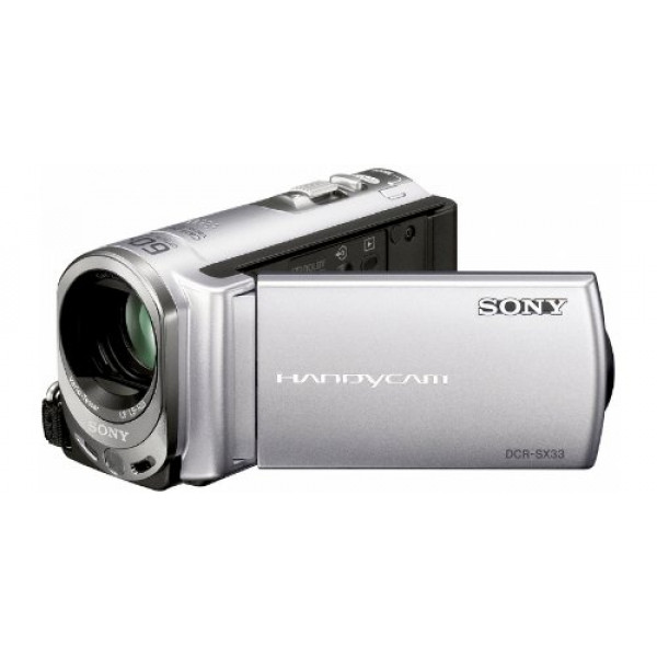 Sony DCR-SX33ES Camcorder (Flash, 60 fach optischer Zoom, 6,9 cm (2,7 Zoll), Touchscreen)-32