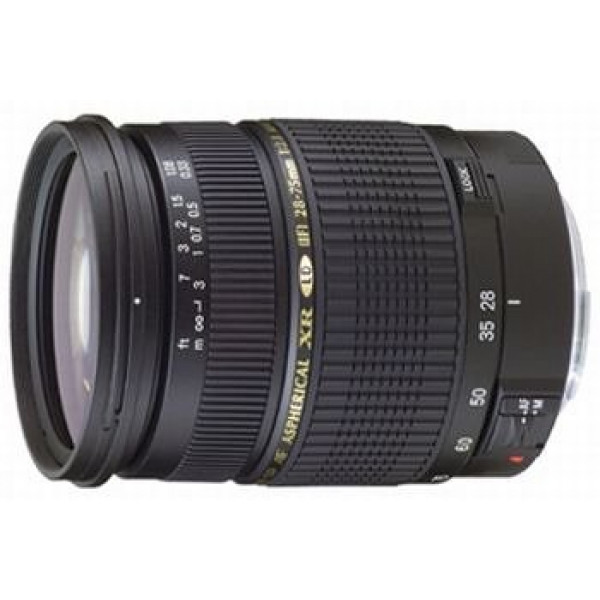 Tamron AF 28-75mm 2,8 XR DI LD ASL SP Macro digitales Objektiv für Canon-31