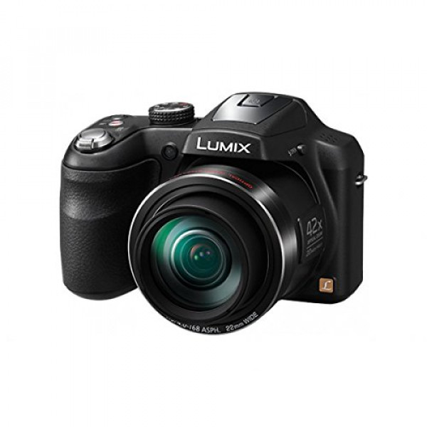 Panasonic Lumix DMC-LZ40 DMC-LZ40EB-K ( 20.5 Megapixel,42-x opt. Zoom (3 Zoll Display) )-36