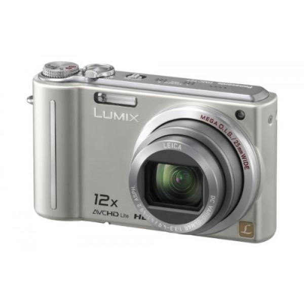 Panasonic DMC-TZ7EG-S Digitalkamera (10 Megapixel, 12-fach opt. Zoom, 7,6 cm Display, Bildstabilisator) silber-35