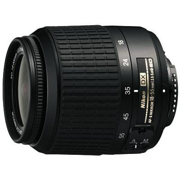 Nikon AF-S DX 18-55 3.5-5.6G ED Objektiv-31
