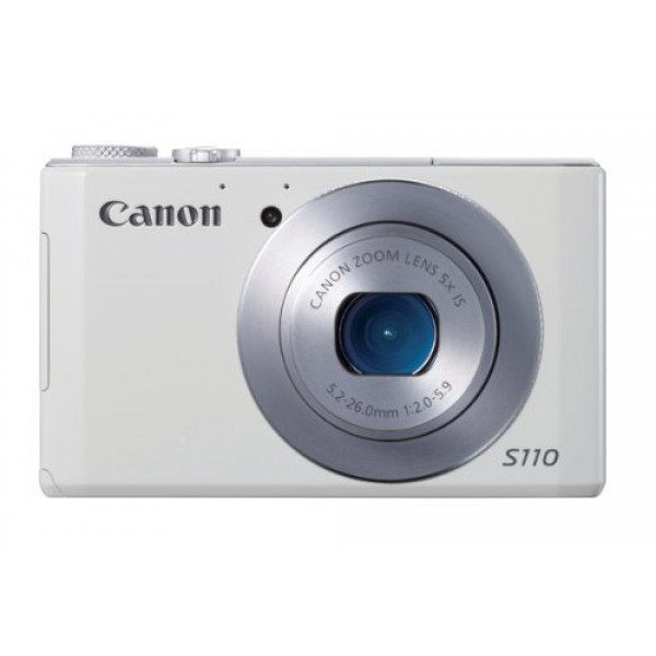 Canon PowerShot S110 Digitale Kompaktkamera (12,1 Megapixel, 5-fach opt. Zoom, 7,6 cm (3 Zoll) Display, Full HD, HDMI) weiß-35