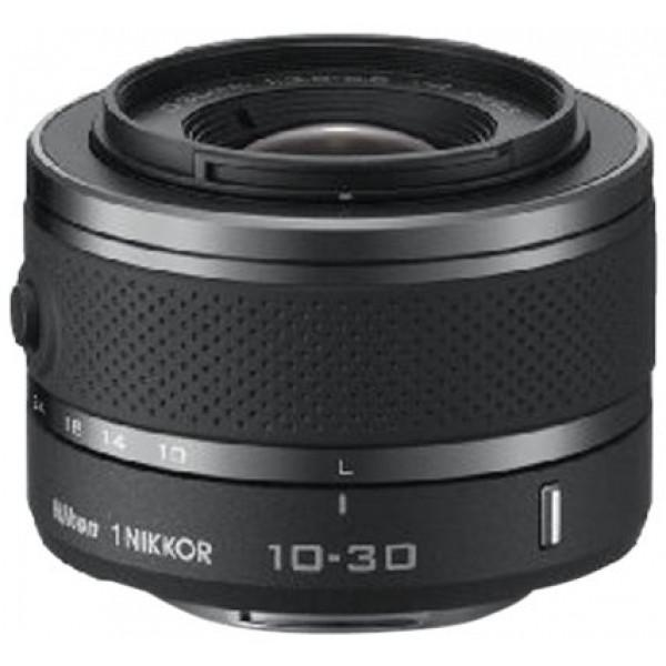 Nikon 1 Nikkor VR 10-30 mm 1:3,5-5,6 Objektiv schwarz-32