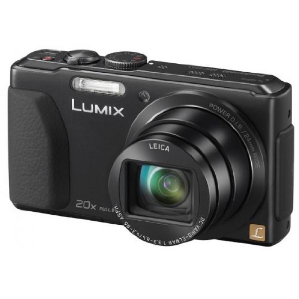 Panasonic DMC-TZ41EG9K Digitalkamera (18,1 Megapixel, 20-fach opt. Zoom, 7,5 cm (3 Zoll) Touchscreen, 5-Achsen bildstabilisator) schwarz-34