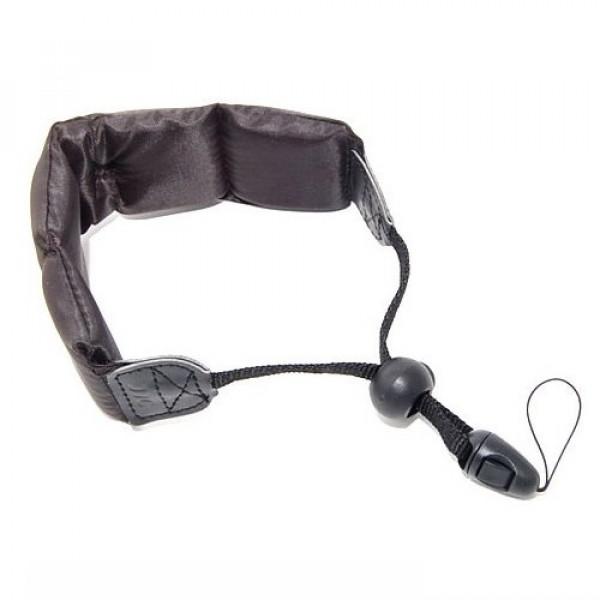JJC Floating Strap Trageriemen ,Schwimmende Handschlaufe, Armschlaufe für Kompaktkameras und Unterwassermodelle (Schwarz)-31