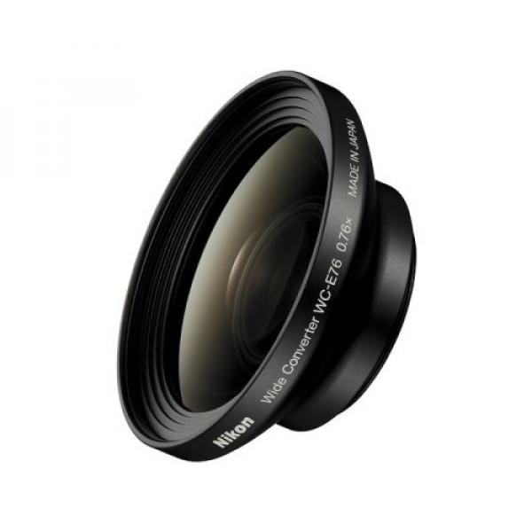 Nikon Weitwinkelvorsatz WC-EC76 für Coolpix P6000-31