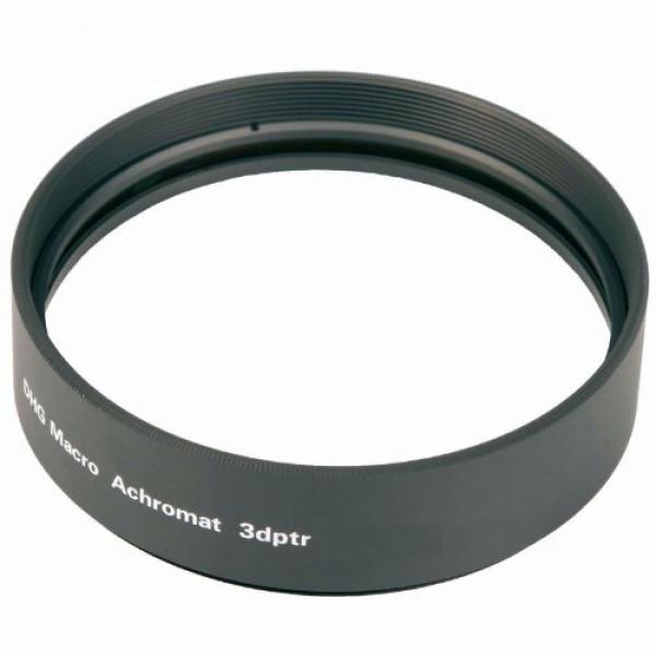Dörr DHG achromatische Nahlinse 5dpt 67mm mit Anschlussring für 62mm und 58mm-31
