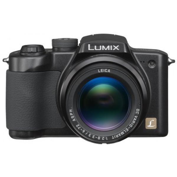 Panasonic Lumix DMC-FZ5 EG-K Digitalkamera (5 Megapixel, 12-fach opt. Zoom, Bildstabilisator) in schwarz-31