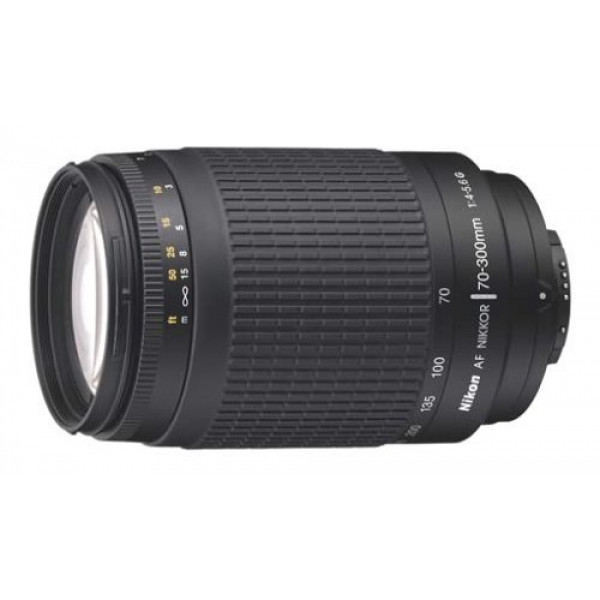 Nikon 70-300mm/4,0-5,6 G Zoom-Objektiv (62 mm Filtergewinde)-31