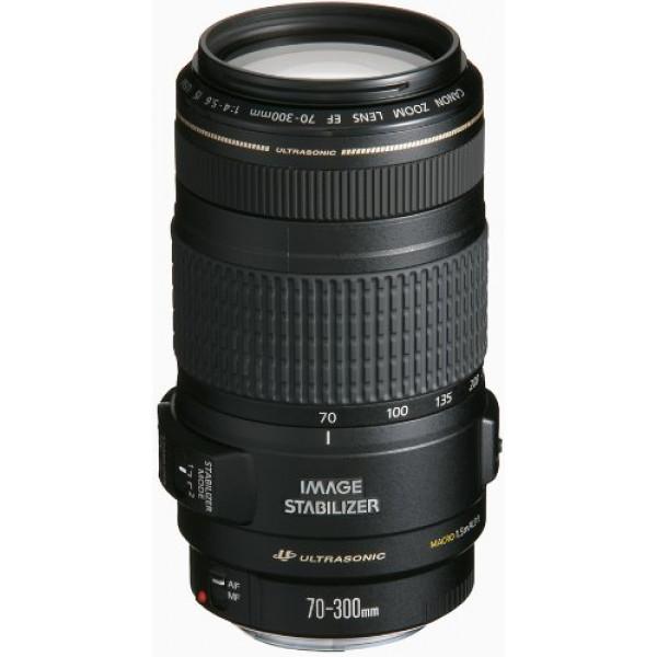 Canon EF 70-300 IS USM, 0345B006-31