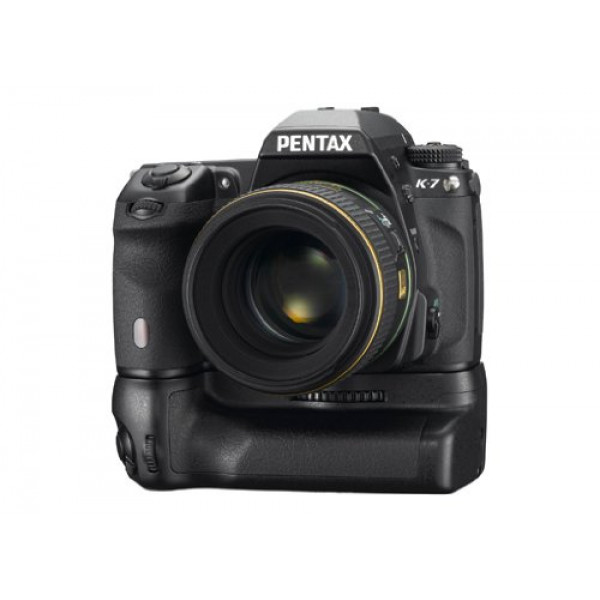 Pentax K7 SLR-Digitalkamera (15 Megapixel, LiveView, 7,6 cm (3 Zoll) Display, HD-Video, Auto-HDR) Gehäuse-33