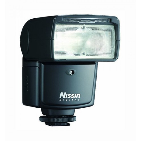 Nissin Speedlite Di466 Blitzgerät Nikon-34