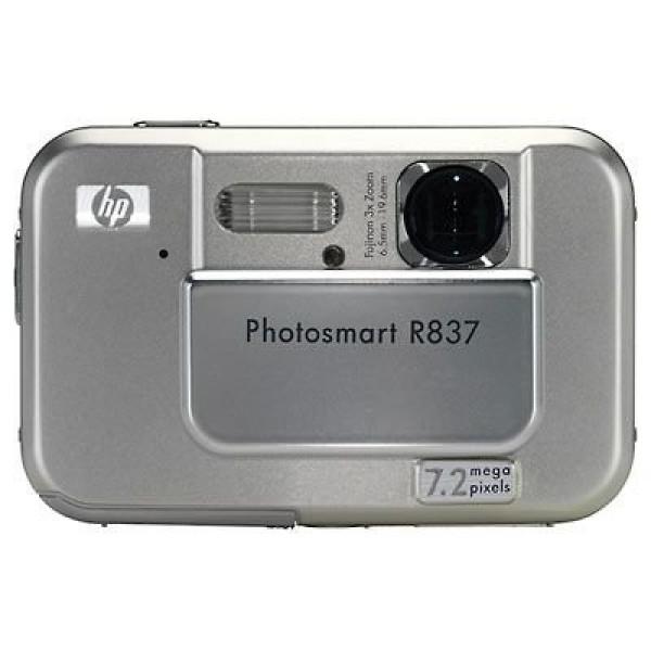 HP PhotoSmart R837 Digitalkamera 7.2 (3112 x 2328) 32 MB-31